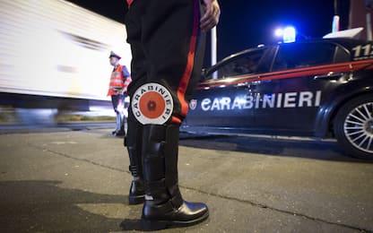 'Spaccata' in banca nell'Astigiano: ladri in fuga a mani vuote