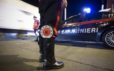carabinieri-posto-blocco-ansa