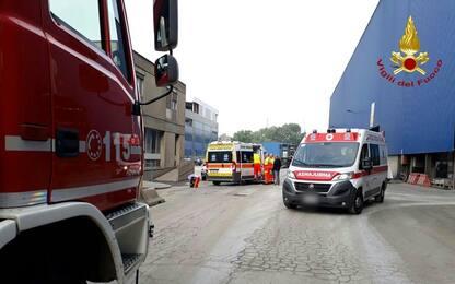 Incidente acciaierie a Padova, 3 operai in condizioni stabili ma gravi