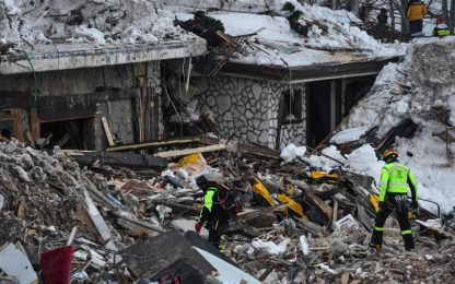 Rigopiano, ricostruita la tragedia: il disastro in un minuto e mezzo