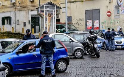 """Camorra, """"paranza dei bambini"""": condanne per 5 secoli a Napoli"""
