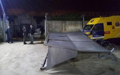 Sassari, fallito assalto a caveau: sparati 200 colpi. Banditi in fuga