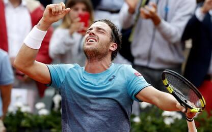 Roland Garros, Cecchinato vola in semifinale (e nella storia): chi è