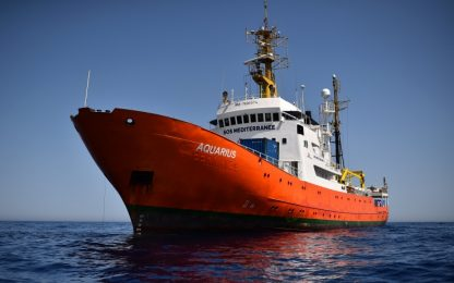 Nave Aquarius, dai salvataggi in mare dei migranti al sequestro