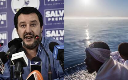 """Aquarius, Salvini: """"Alzare la voce paga. Vediamo un nuovo inizio"""""""