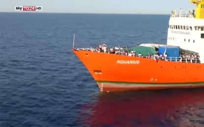 """Nave Aquarius, Msf: """"Due annegati durante il salvataggio"""""""