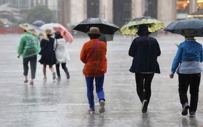 Maltempo: Sicilia, allerta arancione per domenica 28 ottobre