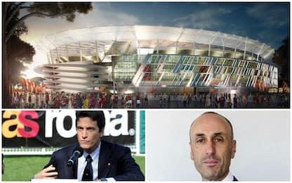 Stadio Roma, Lanzalone si difende: mai partecipato a vicenda