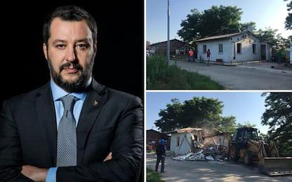Censimento rom, Salvini: non mollo. Poi frena: non è priorità