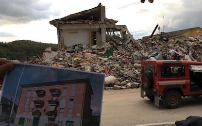 Terremoto Amatrice, crollo palazzina: 8 a processo, anche ex sindaco