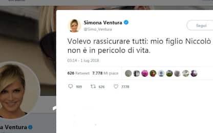 Figlio Simona Ventura accoltellato fuori discoteca: non è in pericolo