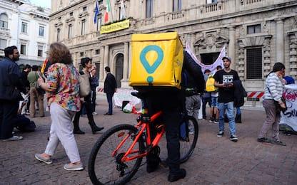 Palermo, giudice dispone assunzione a tempo indeterminato per un rider
