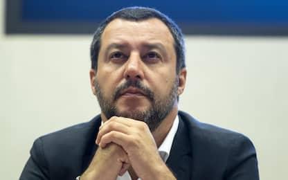 """Maiorca dichiara Salvini """"persona non grata"""". Lui: """"Chi se ne frega"""""""