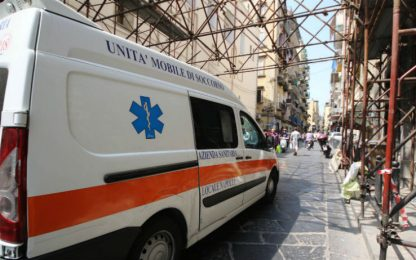 Incidente nel Messinese, morto motociclista di 44 anni
