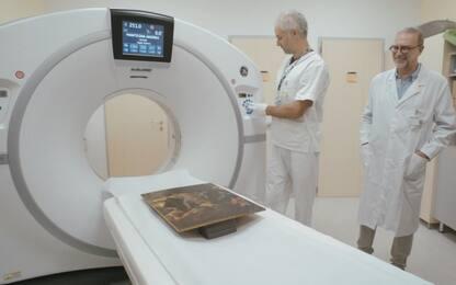 Radiografie e scansioni 3D per studiare l'opera di Mantegna ritrovata