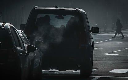 Smog a Vercelli: da domani a giovedì stop ai veicoli diesel Euro 4