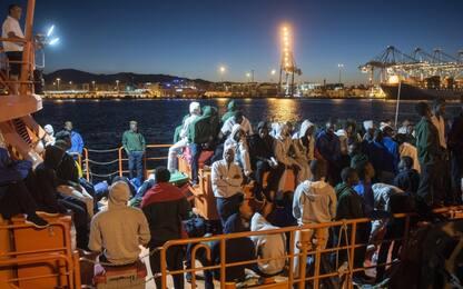 Migranti, Oim: nel 2018 Spagna supera Italia per numero di arrivi
