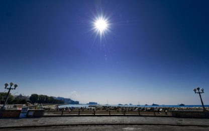 Ispra, il 2018 l'anno più caldo in Italia da due secoli
