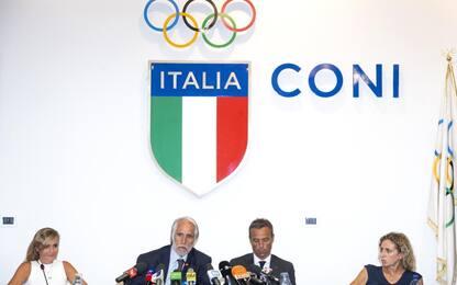 Olimpiadi 2026, via libera a candidatura a 3: Cortina, Milano, Torino