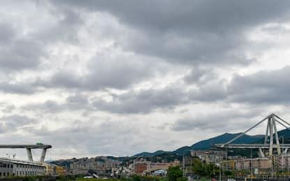Genova, ecco le strade alternative dopo il crollo del ponte Morandi