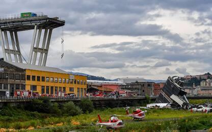 Genova, crolla ponte Morandi: testimonianze e video dai social