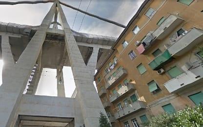 Ponte Morandi, c'è l'ok per il recupero dei beni degli sfollati