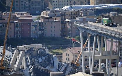 Crollo ponte Morandi, rinviate Sampdoria-Fiorentina e Milan-Genoa