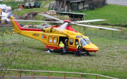Incidente in montagna: muore mentre fa canyoning in Valle Orco
