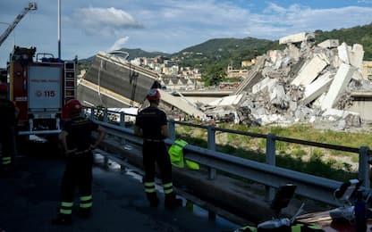 Genova, sabato i funerali solenni delle vittime del crollo del ponte