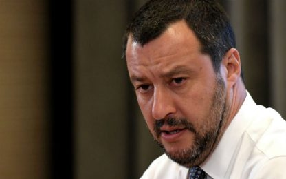 Salvini: il nome della Lega non si tocca. E sulla Diciotti: lo rifarei