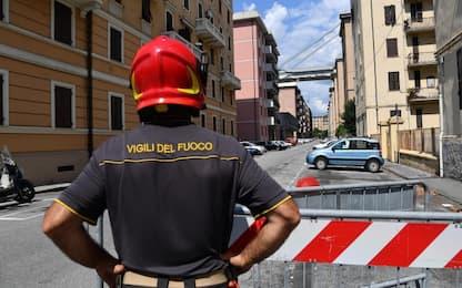 Il ponte Morandi scricchiola: fermato recupero beni in case sfollati