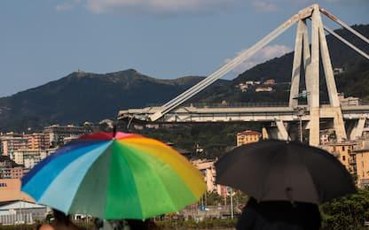 Crollo ponte Morandi, presidente commissione Mit: probabili concause