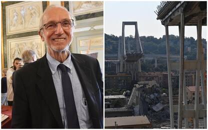 """Genova, Renzo Piano dona """"idea di ponte"""": fare presto, non in fretta"""