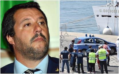 """Diciotti, memoria Salvini in Giunta: """"Agito nell'interesse pubblico"""""""