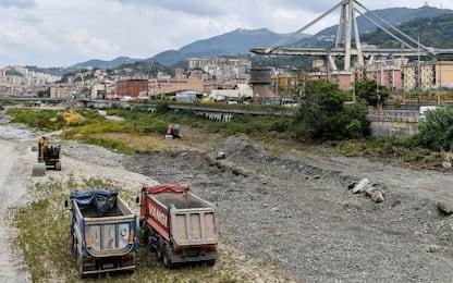 Ponte Morandi, Toninelli: venerdì il decreto per far ripartire Genova