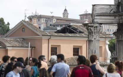 Roma, riapre chiesa San Giuseppe dei Falegnami: era crollato il tetto