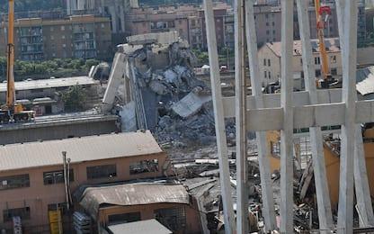 Crollo del ponte Morandi, indagate 20 persone e la società Autostrade