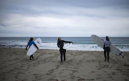 World Surf League, dal 2019 premi in denaro uguali per uomini e donne