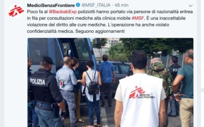 Fermati e poi rilasciati 16 migranti della Diciotti a Roma