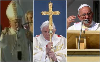 Da Wojtyla a Francesco, gli anatemi dei Papi contro la mafia