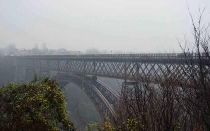 Paderno d'Adda, chiuso il ponte San Michele per rischio sicurezza