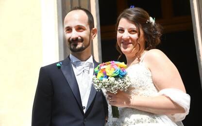 "Ponte Morandi, coppia di sfollati si sposa: ""Casa è essere insieme"""