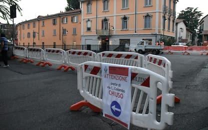 """Monza, chiuso per """"gravi anomalie"""" il ponte sul Lambro di via Colombo"""