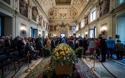 Milano omaggia Inge Feltrinelli. FOTO