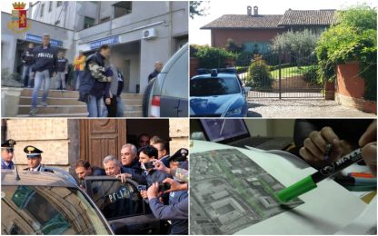 Rapina in villa a Lanciano, arrestato il quarto uomo della banda