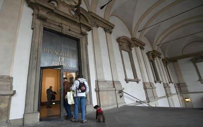 Grande Brera, apre la nuova pinacoteca