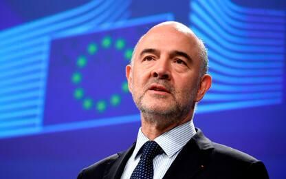 """Moscovici: """"Salvini, Le Pen e Orban sono nemici della democrazia"""""""