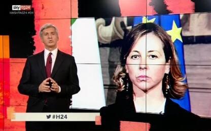 La videolettera di Riccardo Bocca a Giulia Grillo