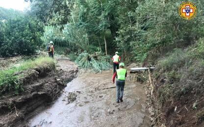Maltempo Calabria, ritrovato il corpo del bimbo di 2 anni disperso