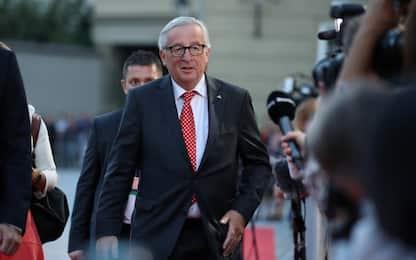 Juncker e Draghi sdoganati, Matteo e Luigi litigati